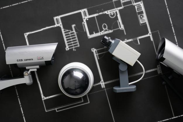 چند دوربین مداربسته برای منزل نیاز داریم؟